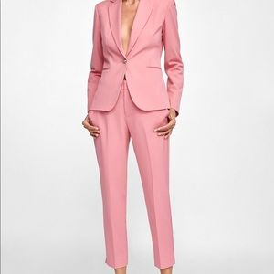 Pink Zara Suit -medium